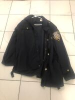 NYPD  Auxiliary blue Winter jacket