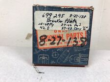 1936-1948 PLYMOUTH 6 CYL. NOS AUTO-LITE DISTRIBUTOR BREAKER PLATE  -  IGS3004