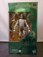 Star Wars Boba Fett Black Series Carbonized The Mandalorian 6-Inch Action Figure