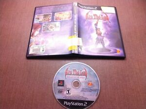 Sony PlayStation 2 PS2 Disc Case No Manual Arc the Lad Twilight of the Spirits