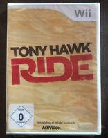 "Tony Hawk: Ride (Wii) *SOUS BLISTER"" ALLEMAND sous titres ANGLAIS"