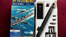 "Battleship-世界之艦船:潛水艇(沉艇)現狀如圖! US Navy Submarine ""Vingina"" USS-744 w/resuce pod"