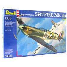 Revell 03986 Supermarine SPITFIRE Mk.lla (Scale 1:32) Model Kit NEW
