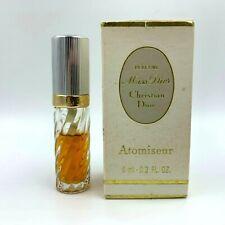 Miss Dior Parfum Perfume by Christian Dior 6 ml / 0.2 fl. oz. VINTAGE RARE