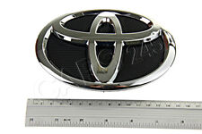 Genuine Toyota Camry 07-09 Black & Chrome Hood Emblem Front Grill Badge