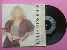 Kylie Minogue - I Should Be So Lucky, PWL Records PWL-8 Ex/Ex Condition 1987
