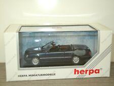 Mercedes E320 Cabrio - Herpa 1:43 in Box *41325