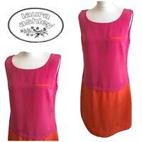 LAURA ASHLEY SHIFT  dress Smock / Tunic 12 14