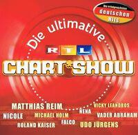Die ultimative Chart Show -Erfolgreichsten Deutschen Hits 2 CD NEU Vader Abraham