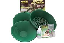 Gold Panning Complete Kit by Garrett Metal Detectors Mining Sifter / Classifier