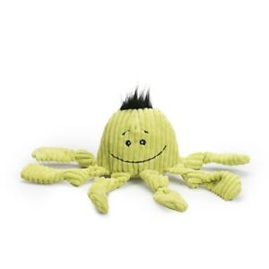 Hugglehounds OCTO-KNOTTIE Squeaker Dog Toy LARGE