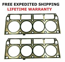 New Chevrolet Gm Pair Ls2 Multi layer Cylinder Head Gaskets 12589227