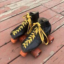 Vtg Sure Grip Invader 3 Roller Skates - Size 6