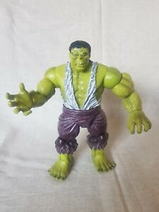Marvel The Incredible Hulk Articulated Play Figure.