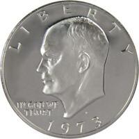 Bicentennial 1776-1976 Moon /& Bell type USA Eisenhower Clad Dollar $1 Coins x3