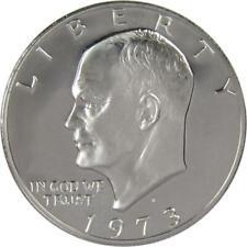 1973 S $1 Eisenhower IKE Dollar Clad Coin Choice Proof
