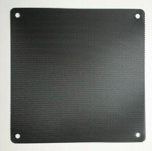 PC Lüftergitter 120mm Computer Anti-Staub Filter Kühler-Netz Staubdicht PVC 12cm