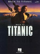 Back to Titanic (Songbook - Piano)-ExLibrary