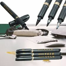 3pcs/Set Chinese Japanese Calligraphy Writing Art Script Painting Tool Brush Pen