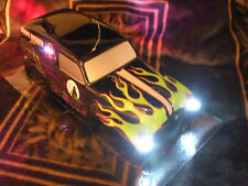 GRAVE DIGGER LED LIGHTS 2W 2R 4 COLOR CHANGING EYES MONSTER TRUCK 1/10 C VIDEOS