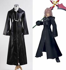 Organization XIII Kingdom Hearts 2 Coat Cosplay Costume Halloween *Custom Made*