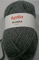 100 gr. Alaska -Katia ; dicke Wolle,Handstrickgarn,Stricken Häkeln Basteln
