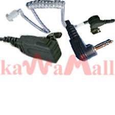 Acoustic Econ Tube Ear Mic for Motorola Talkabout T6200
