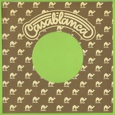 CASABLANCA (light brown) REPRODUCTION RECORD COMPANY SLEEVES - (pack of 10)