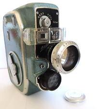 Caméra 8mm - BAUER 88-E - Allemagne 1964 & Complément Télé Objectif