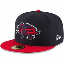 New Hampshire Fisher Cats New Era Alternate 2 Authentic 59FIFTY Fitted Hat -