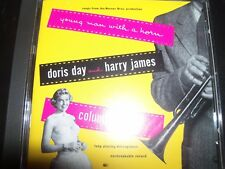 Doris Day And Harry James – Young Man With A Horn (Songs From) CD – Like New