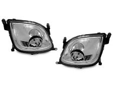 Replacement LEFT + RIGHT Fog Lights For 03-06 Porsche Cayenne 955 w/o Sport pkg