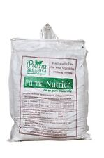 Purna Nutrich 240Kg- Enriched Vermicompost. Organic Manure.(24x10kg bags).