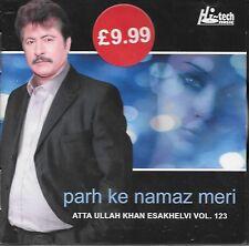 Atta Ullah Khan Esakhelvi Vol 123 - PADH KE NAMAZ - NEW SOUND TRACK CD SONGS