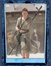 Topps Star Wars Card Trader SWCT Series 5 S5 Hoth Base Variant Rey
