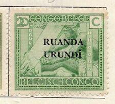 Ruanda-Urundi