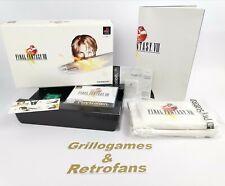"Sony Playstation 1 Spiel "" Final Fantasy VIII Limited Edition Box "" Ps1 | Pal"