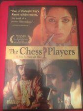 THE CHESS PLAYERS DVD Satyajit Ray richard attenborough