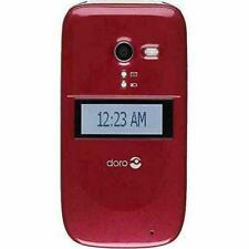 Doro PhoneEasy 626  Unlocked Red /burgundy