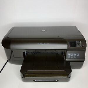 HP Officejet Pro 8100 Wireless Duplex Inkjet Printer Replace 8000