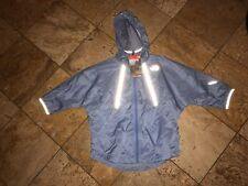 NWT $70 The North Face Flyweight Capelete Urban Explore Rain Jacket Youth Girl M