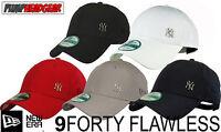 New Era 9Forty Flawless NY Yankees Adjustable Baseball Cap
