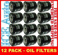 12 PACK - Prime Guard Premium Engine OIL FILTERS (Fram, Wix, AC Delco)