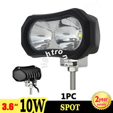 "1X 3.6"" 10W LED Work Light Spot Driving Lamp for Offroad Motorcycle 4X4 4WD ATV"
