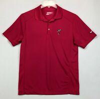 Nike Golf Tour Performance Dri-Fit MICKEY MOUSE Polo Shirt ~ Size Medium