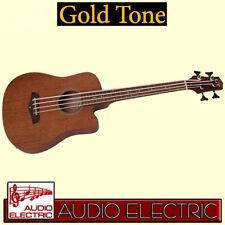 "Gold Tone M-Bass FL Akustik 23"" Fretles Micro Bass mit Pickup incl. GigBag"