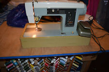 Vintage Sears Kenmore 5186 Sewing Machine w/ Foot Pedal with case Tested