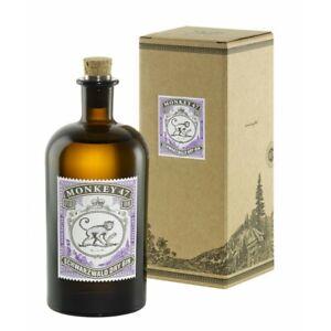 Monkey 47 83,98€/l Schwarzwald Dry Gin Geschenkkarton 47% 0,5 Liter