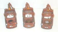 Disney Pixar Cars Lot of 3 Mater - Diecast Metal 1:43