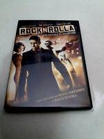 """DVD """"ROCKNROLLA"""" GUY RITCHIE GERALD BUTLER TOM WILKINSON THANDIE NEWTON"""